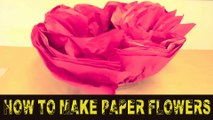 How to Make Paper Flowers,  paper Craft,  DIY paper art,  paper flower making tutorial ,  how to make paper flower step by step ,  paper flower for christmas ,  paper flower for wall
