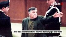 Disparition du parrain sanguinaire Toto Riina