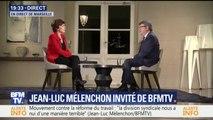 """Mélenchon sur Castaner: """"On peut imaginer un ministre qui est en même temps dirigeant d'un parti"""""""