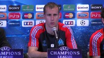 Benoît Cheyrou respecte le Bayern, mais cela ne lui fait pas peur...il est bien le seul