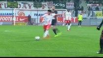 Laurent Abergel Goal HD - Nancy1-0AC Ajaccio 17.11.2017