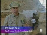 Arqueólogos entre faraones