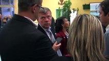 La réaction de René Raimondi, maire PS de Fos sur Mer