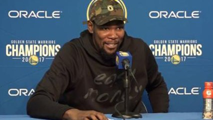 Kevin Durant Says He'll ALWAYS Be a Member of the OKC Thunder