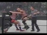 WWF Vengeance 2001 Kurt Angle vs Stone Cold Steve Austin