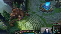 FULL CRIT ON DARIUS MAKES HIM UNSTOPPABLE! 1 SHOT DUNK ANY ENEMY WITH CRIT DARIUS! League of Legends