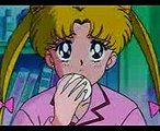 Sailor Moon Usagi Choking - Viz