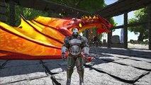 ARK: Survival Evolved - EPIC DOMINUS MANTICORE TAME! E11 ( Modded Ark Eternal )