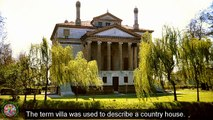 Top Tourist Attractions Places To Visit In Italy | Palladian villas of the Veneto Destination Spot - Tourism in Italy