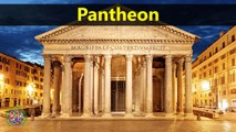 Top Tourist Attractions Places To Visit In Italy | Pantheon Destination Spot - Tourism in Italy - Trip to Italy