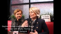 Stephen Nichols and Mary Beth Evans of Days of our Lives at 2017 Day of Days Fan Event