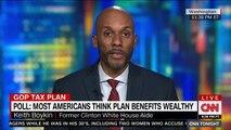 Democratic strategist lambasts GOP tax plan as 'Ivanka, Don Jr. and Eric Trump's retirement plan'