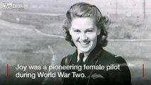 Pioneering female Spitfire pilot dies | World War Two female Spitfire pilot dies, aged 94- BBC News
