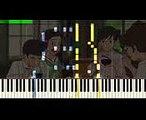 夜明け~朝ごはんの歌 (コクリコ坂から)  ピアノ ソロ  From Up On Poppy Hill Sunrise - The Breakfast Song Piano Solo
