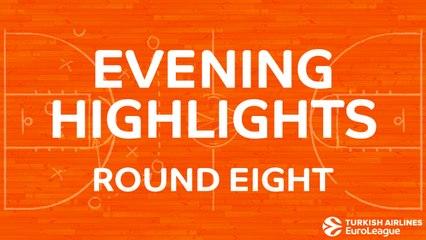Tadim Evening Highlights: RS, Round 8 - Friday