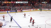 NHL Fight tonight _ Scott Laughton vs Connor Murphy _ Nov. 1, 2017 _ Hockey fight-ZZjKKsT1-9g