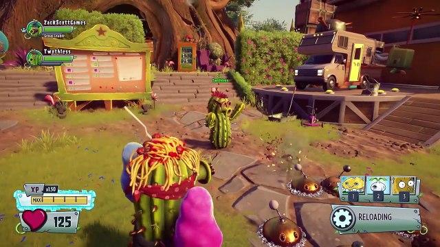 RUX RETURNS! Pizzazzling Potato Mine - Plants vs. Zombies: Garden Warfare 2 - Gameplay Part 217 (PC)