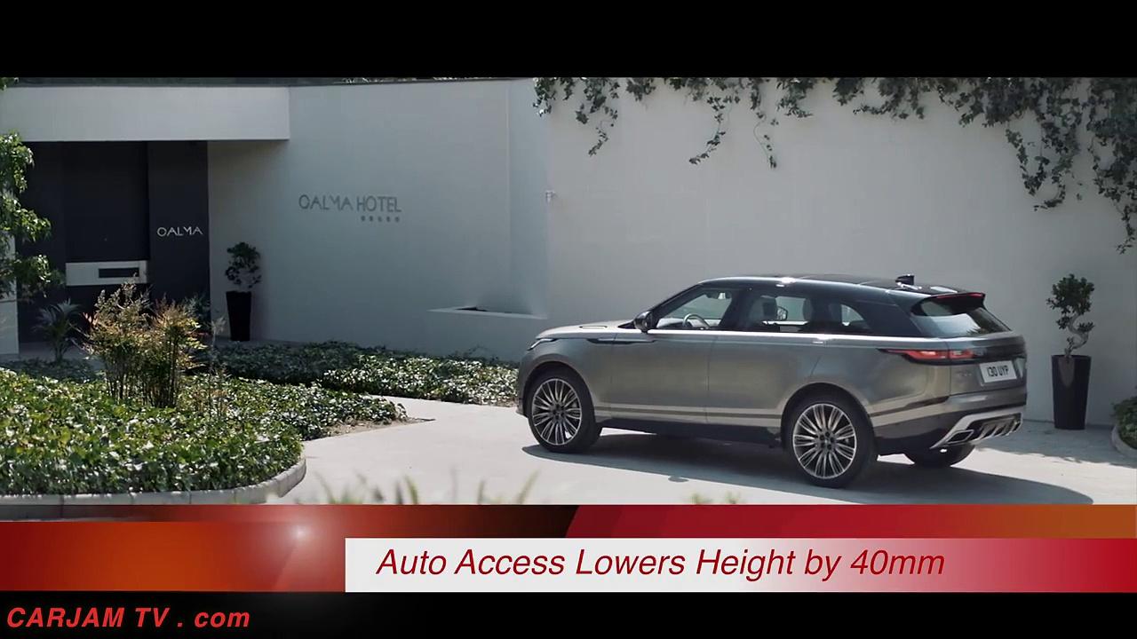 5 Best Options Range Rover Velar 2018 New Range Rover Velar 2017 Options Video Range Rover-j90iAk9mVI0