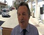 Jean-Noël Guérini attend le Sous-préfet d'Istres