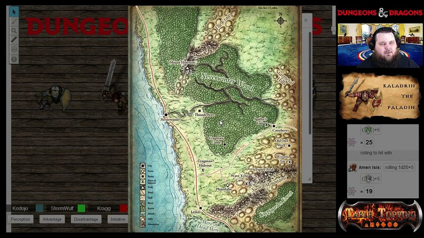 Dungeons and Dragons 5e, Forgotten Realms, Episode 1 Lost Mine of Phandelver