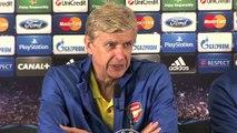 Arsène Wenger connait bien l'ambiance du stade vélodrome