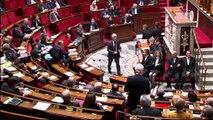 La question du député-maire Charroux et la réponse de la ministre Lebranchu.