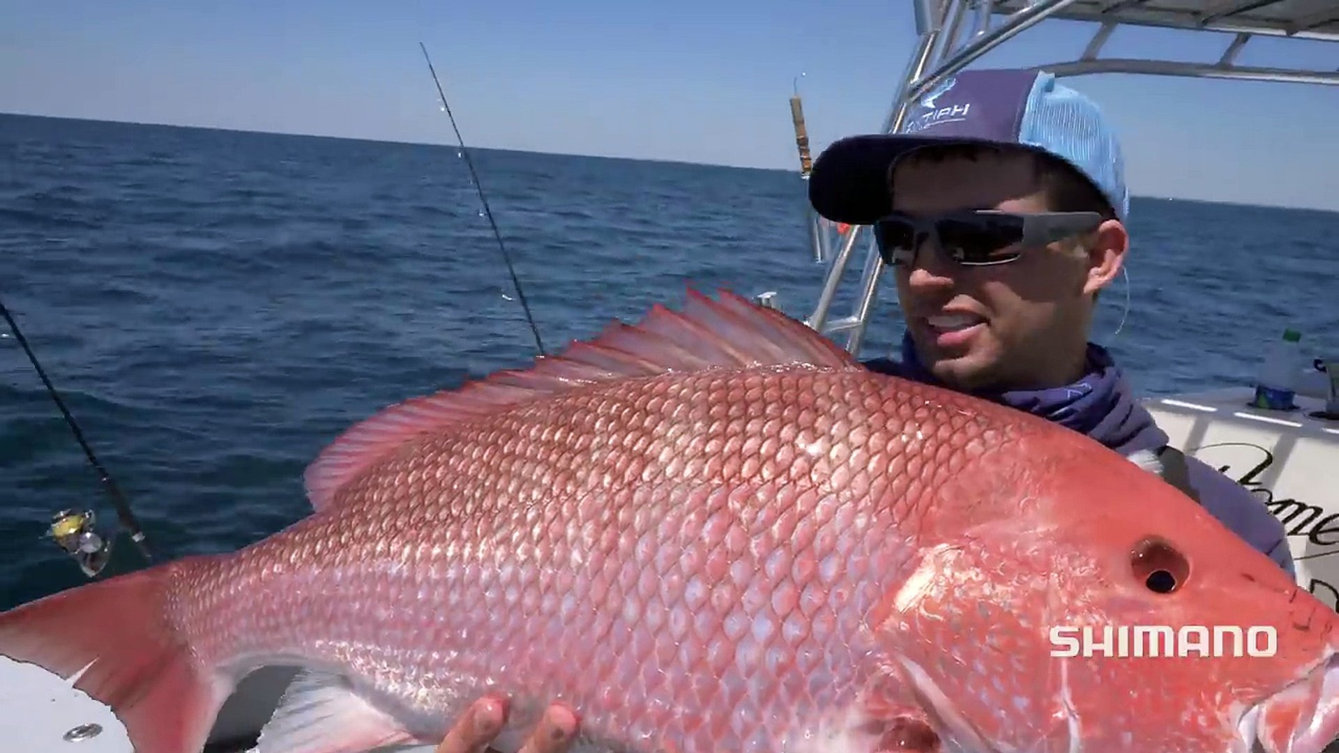 Searching for Giant Cobia and Monster Snapper Fishing, Catch N Cook - 4K