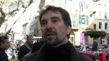 """Vincent Lemassu est membre de la liste """"Istres à gauche"""""""