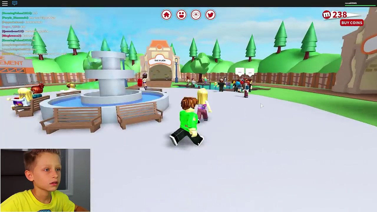 Meepcity Pizza Party With Gamergirl Roblox Video Dailymotion