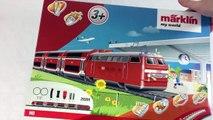 Trains Video for children Trains Railway Regional Express Märklin 4K Trains for children