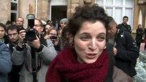 Vincent Peillon répond à une étudiante, inquiète, de l'ESPE d'Aix-en-Provence.