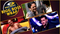 Priyank, Luv & Vikas Physical Fight, Salman Khan | Highlights Of Bigg Boss 11 |
