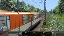 Railworks Train Simulator 2017 Duewag U2 (U8 Linie)