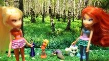 Клуб Винкс - Сборник #5 Мультики о феях, волшебницах и магии Все серии на русском подряд Winx Club