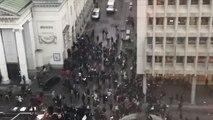 La star française des réseaux sociaux Vargasss92 provoque une émeute à Bruxelles