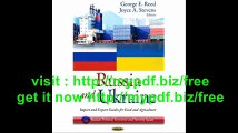 Russia & Ukraine (Russian Political, Economic and Security Issues)