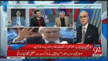 Finance Minister Is Not Allowed To Sign His Cheques His Own Accounts Are Frozen - Amir Mateen