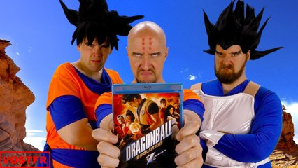 NC - Dragon Ball Evolution VOSTFR