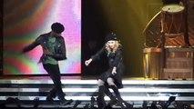 Madonna The MDNA Tour Open Your Heart Sagarra jo