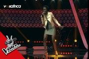 Céline ' Sexual Healing ' de Marvin Gaye Audition à l'aveugle The Voice Afrique francophone 2017