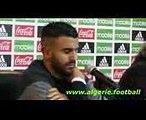 Equipe d'Algérie  Rabah Madjer - Maamar Djebbour c'est  le clash