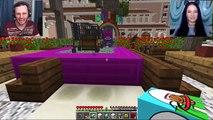 Minecraft: BASKETBALL LUCKY BLOCK CHALLENGE   NBA 2K18 SHOWDOWN!!