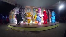 Christmas 2016- Opening Day- UP CLOSE- A Sesame Street Christmas Show- Sesame Place/ Sesame Street
