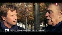 19h Le Dimanche : quand Bernard Tapie lie son cancer à l'acharnement judiciaire