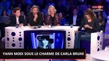 """ONPC : Pour Yann Moix, Carla Bruni est """"le diable"""" (Vidéo)"""