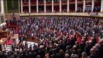 Revivez l'hommage rendu à l'Assemblée Nationale lors de la séance d'aujourd'hui.