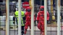 Les pompiers s'exercent sur un scénario de fuite de produits chimiques à Martigues