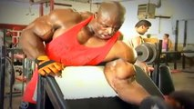 Ronnie Coleman - INSANE WORKOUT