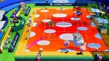 ABM: Mario & Peach Vs Bowser & Bowser Jr *Mario Tennis Ultra Smash!!* HD