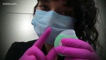 ASMR Dental Examination & Teeth Cleaning with Dr. Anna Soft l Polish Soft Spoken
